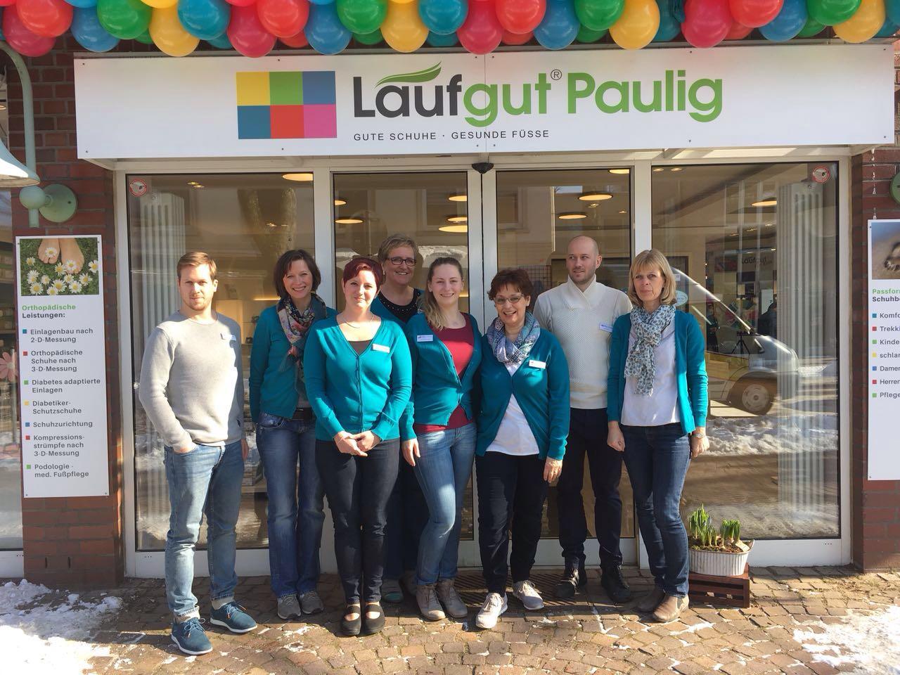 Bilder Hamburg Volksdorf | LAUFGUT Paulig – Schuhe u Orthopädie